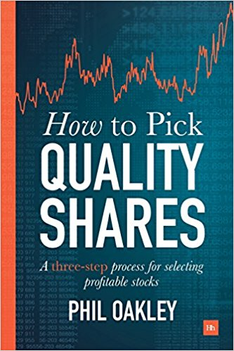 How to Pick Quality Shares de Phil Oakley. Análisis y opinión del libro.