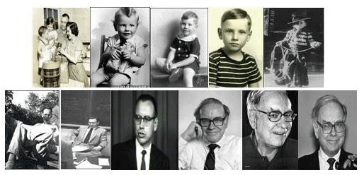 The evolution of Warren Buffett