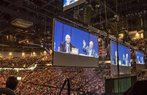 The best quotes from the 2016 Berkshire Hathaway annual meeting