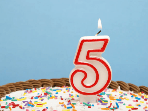 Investment Academy turns 5 years old