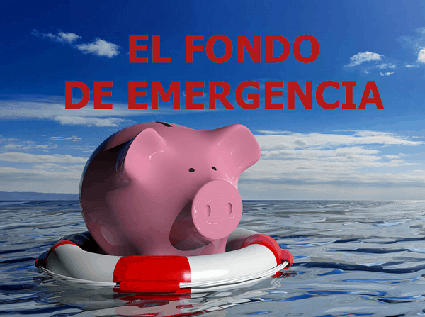 The financial emergency fund