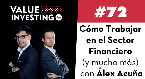 How to work in the financial sector and much more with Álex Acuña