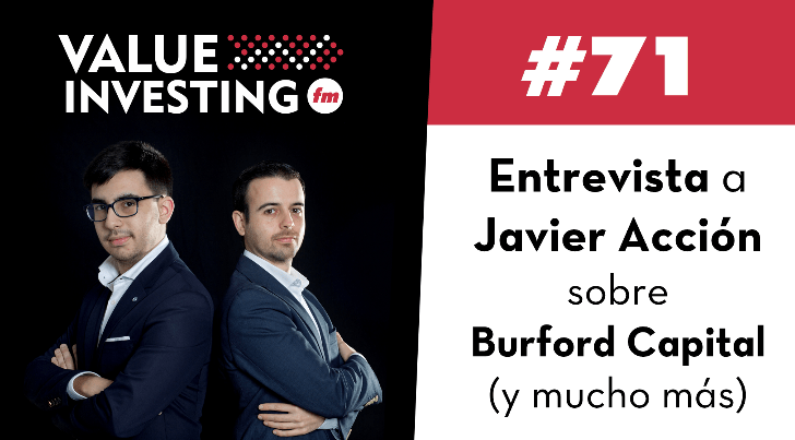 Interview with Javier Acción about Burford Capital and much more