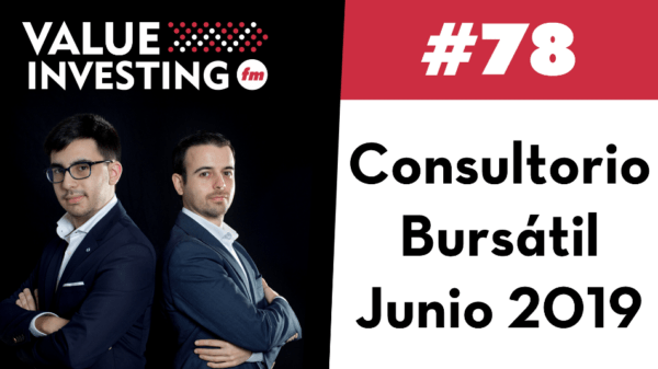 Consultorio Bursatil Junio 2019