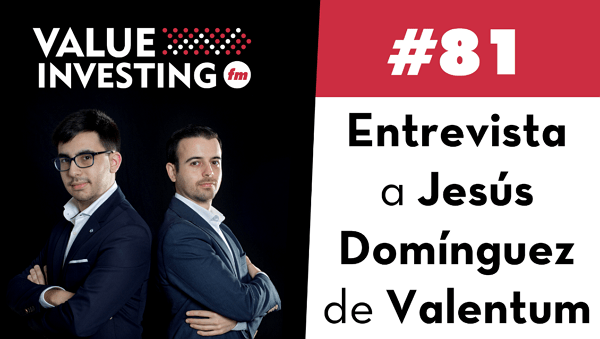 Interview with Jesús Domínguez from Valentum
