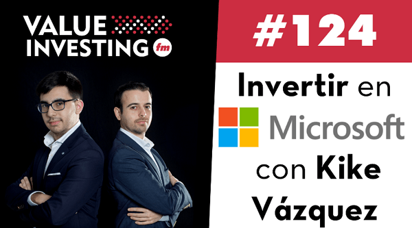 Invest in Microsoft with Kike Vázquez