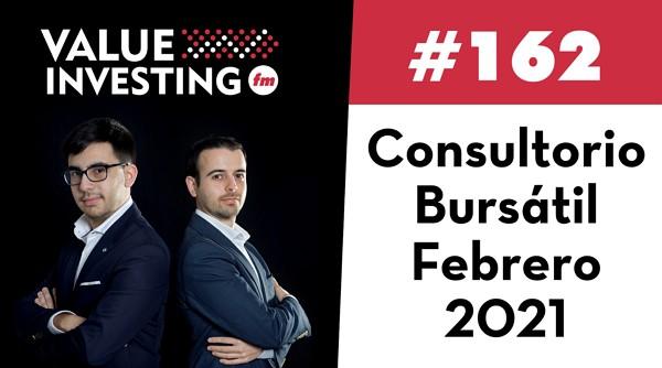 Consultorio bursátil de febrero 2021